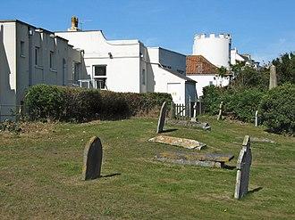 Burnham-on-Sea Round Tower - Burnham-on-Sea Round Tower