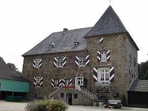 Langerwehe - Holzheim castle