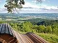 Burgruine Hohenstaufen, Ausblick Richtung Süden - panoramio.jpg