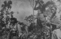Burmese troops surveying the Burma–China border in 1954.png