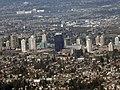 Burnaby Metrotown from the air - panoramio.jpg