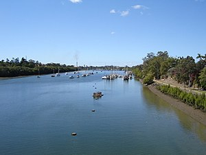 Bundaberg - Burnett River