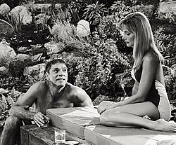 Burt Lancaster and Janice Rule 1968.jpg