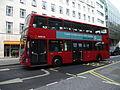 Bus 242 in High Holborn.JPG