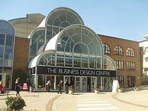 Business Design Centre exterior