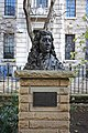 Bust of Samuel Pepys, Seething Lane, London EC3 - geograph.org.uk - 1077498.jpg