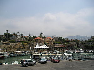 Jbeil District - Byblos Harbor