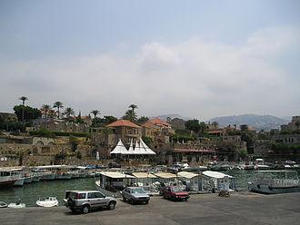 Jbeil District - Byblos Harbor