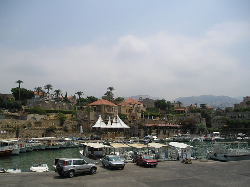 byblos - second oldest city in the world