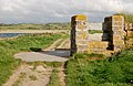 Bypassed stile on coastpath near Gun Point - geograph.org.uk - 1468281.jpg