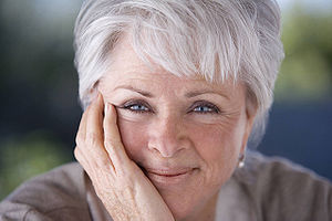 English: Portrait of Byron Katie