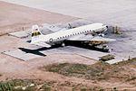 C-118B Liftmaster of VR-52 at NAS Rota 1976.JPEG