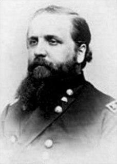 Clinton B. Fisk Union Army general