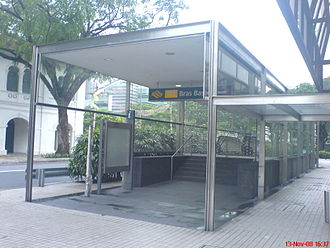 Museum Planning Area - Bras Basah MRT Station