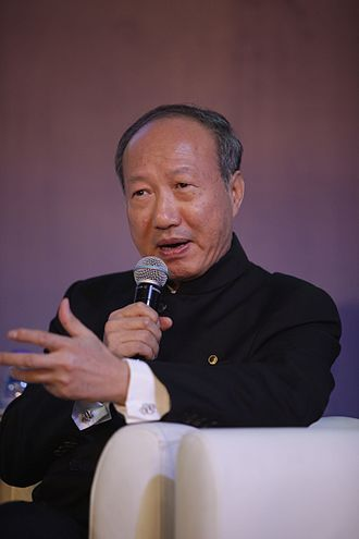Chen Feng (businessman) - Feng in April 2014