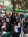 CHP MPs Melda Onur and Candan Yüceer in Diyarbakır 2.jpg