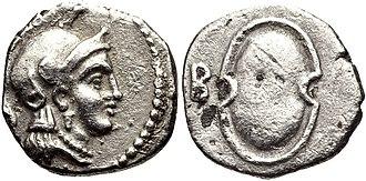 Balakros - Image: CILICIA, Tarsos. Balakros Satrap of Cilicia 333 323 BC