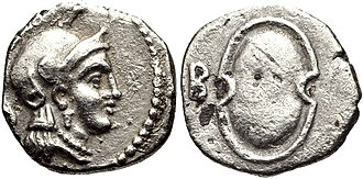 Somatophylakes - Image: CILICIA, Tarsos. Balakros Satrap of Cilicia 333 323 BC