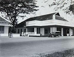 Pasuruan City Hall in 1934(84 years ago) (1934)