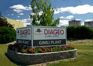 Diageo - Image: CR Gimli
