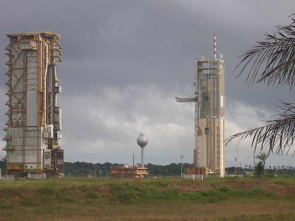 CSG Ariane 4 Launch Site