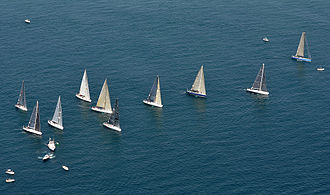 Yachting - Cabo San Lucas Race Start 2013