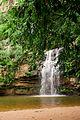 Cachoeira da Usina - Parque Estadual Serra Azul em Barra do Garças-MT 03.jpg