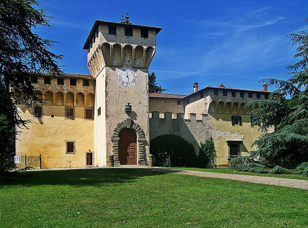 Medici villas wikipedia for Villas firenze