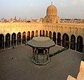 Cairo, moschea di al-muayyad, cortile 05.JPG