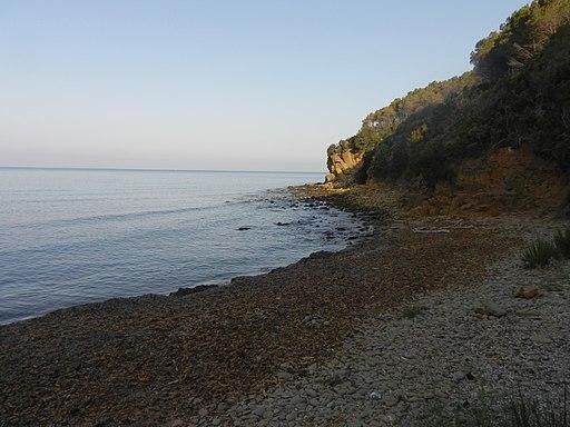 Cala Martina la mattina - panoramio