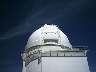 Calar Alto Observatory - Image: Calar alto