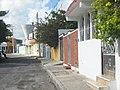 Calle en la Sm. 29, Cancún. - panoramio.jpg