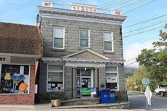 Callicoon National Bank - Image: Callicoon Bank, Callicoon NY