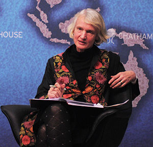Camilla Toulmin - Camilla Toulmin at Chatham House in 2013