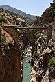 Caminito del Rey, Puentecillo del Rey, Cueva del Toro, 01.jpg