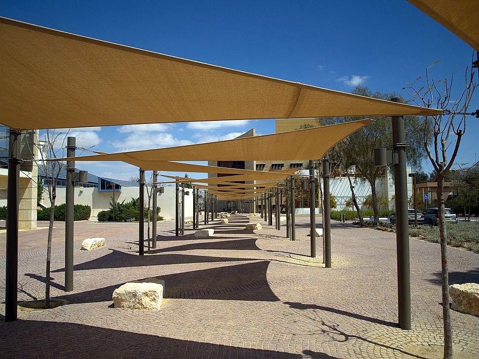 Campus at Jacob Blaustein Institutes for Desert Research