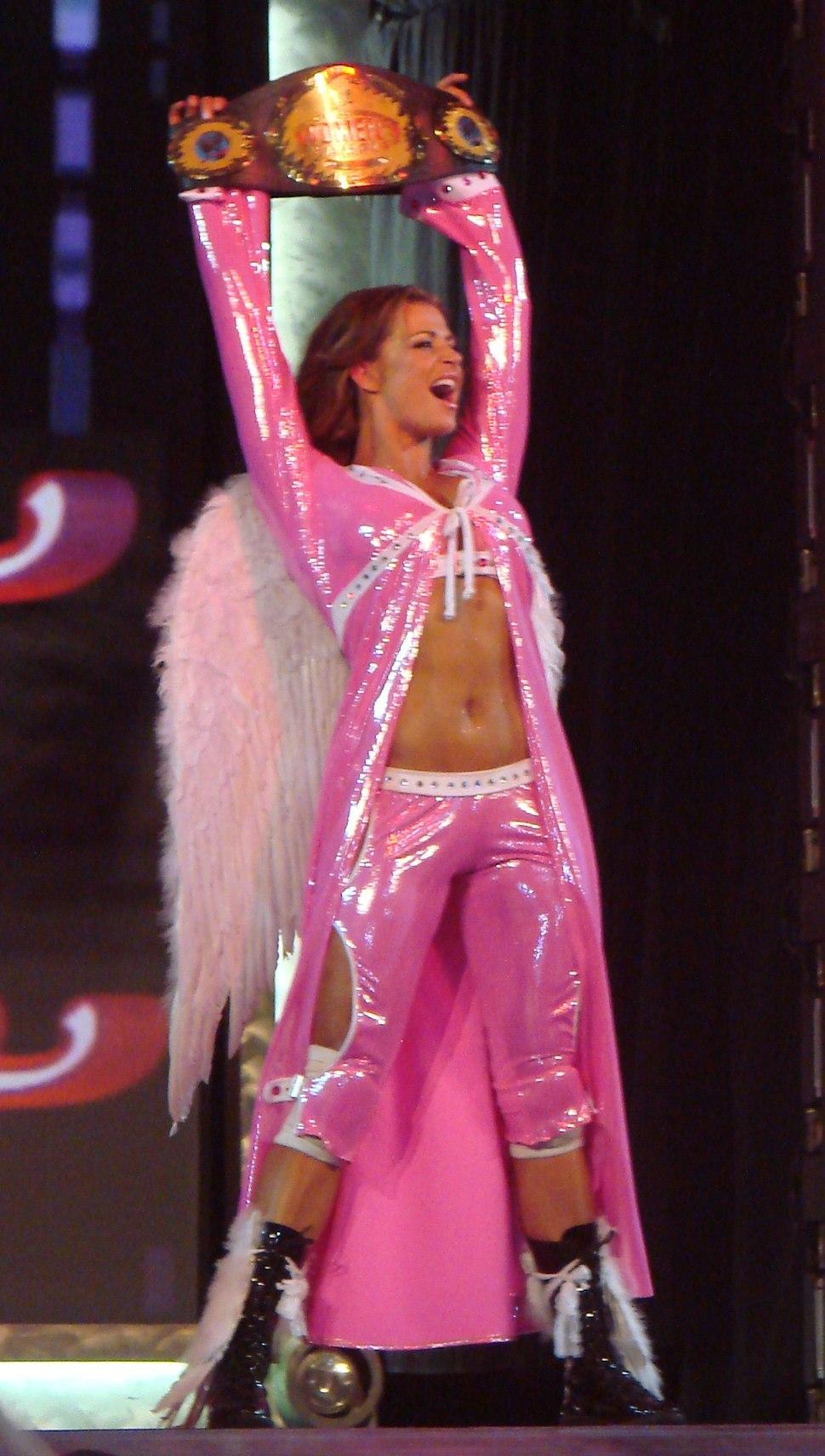 Candice Michelle No Mercy 2007