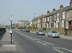 Canklow Road near Robinson Street - geograph.org.uk - 799479.jpg