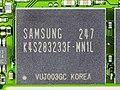 Canon PowerShot S45 - main board - Samsung K4S283233F -MN1L-4829.jpg