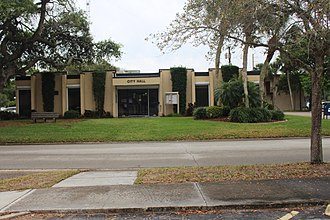 Cape Canaveral, Florida - Cape Canaveral City Hall