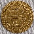 Capetingi, filippo V il lungo, agnello d'oro, 1316-1322.JPG