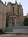 Capilla del Colegio de San Gregorio, Valladolid. Ábsides.jpg