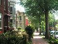Capitol Hill, DC - houses and sidewalk 2.JPG
