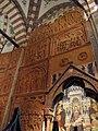Cappella pellegrini, terrecotte di michele da firenze, 1435, 02.JPG