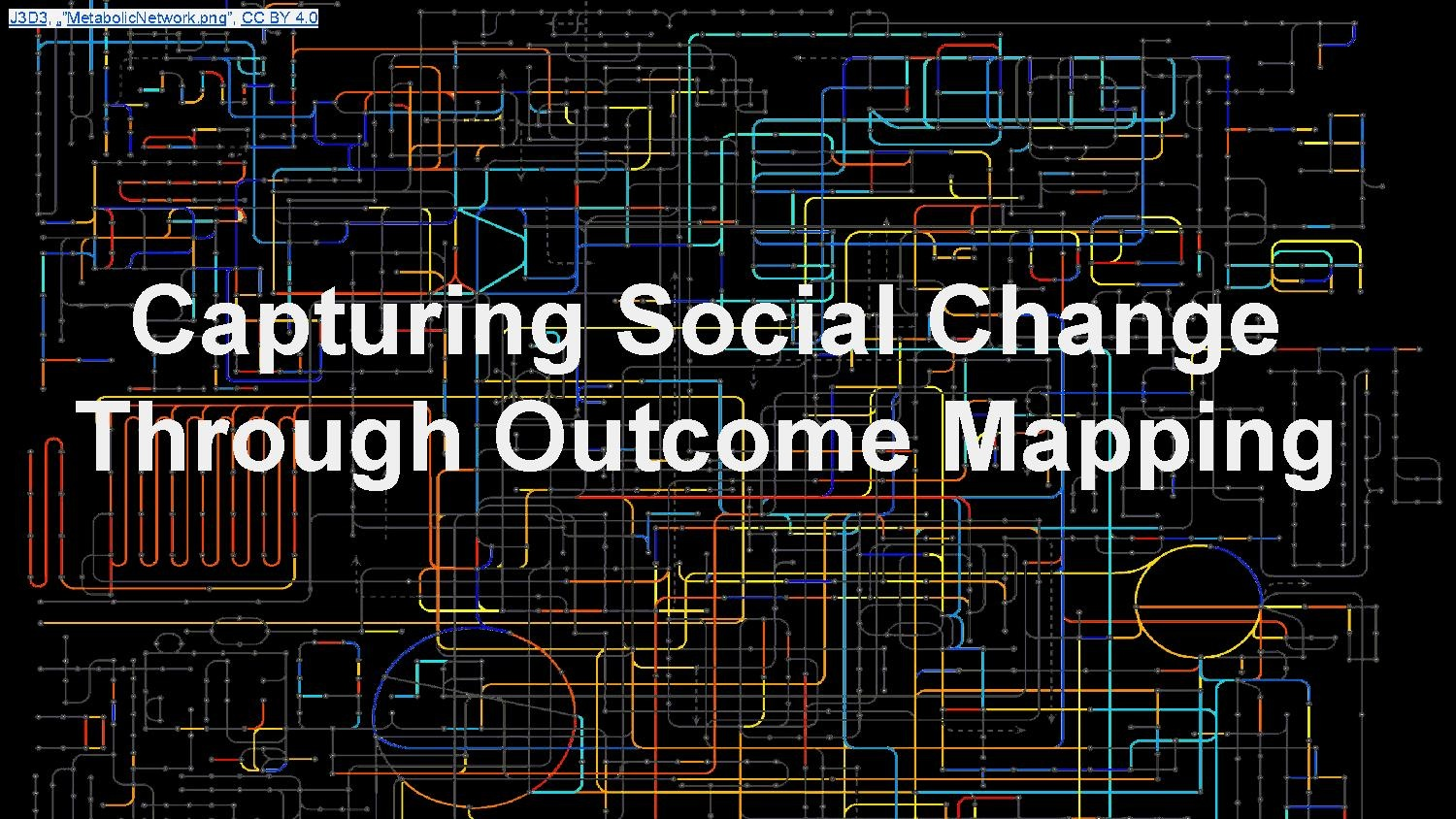 Outcome Mapping Presentation