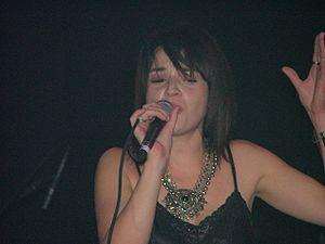 Carmen Consoli a Cortemaggiore 2004-12-12