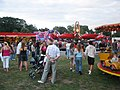 Carnival funfair at Mill Marsh - geograph.org.uk - 216199.jpg