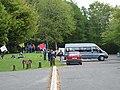 Carpark at Moore Hall - geograph.org.uk - 2414099.jpg