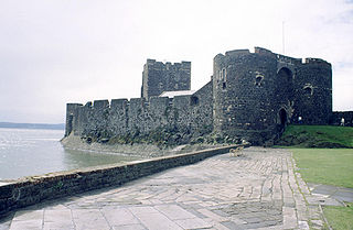 Siege of Carrickfergus (1689)