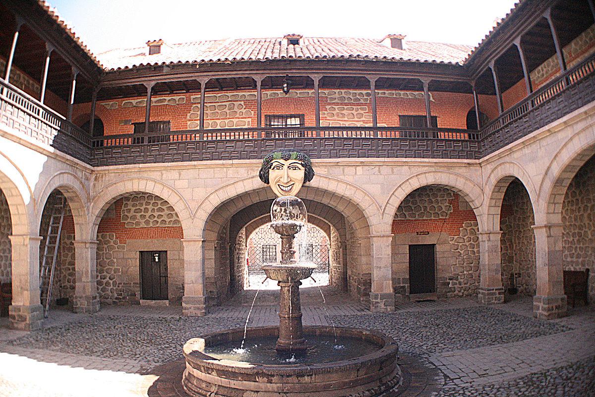 Casa de la moneda de bolivia wikipedia la enciclopedia for Casa actual